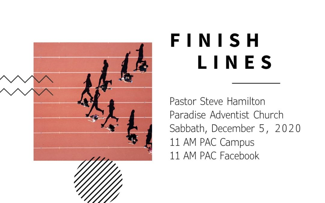 Finish Lines | December 5 Worship Service